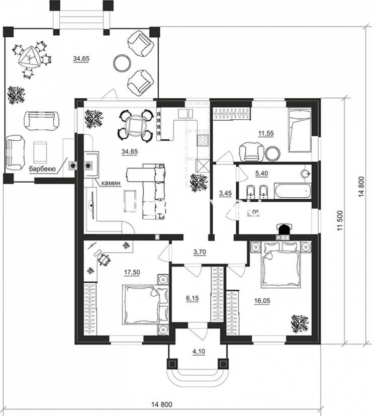 План проекта 90-16