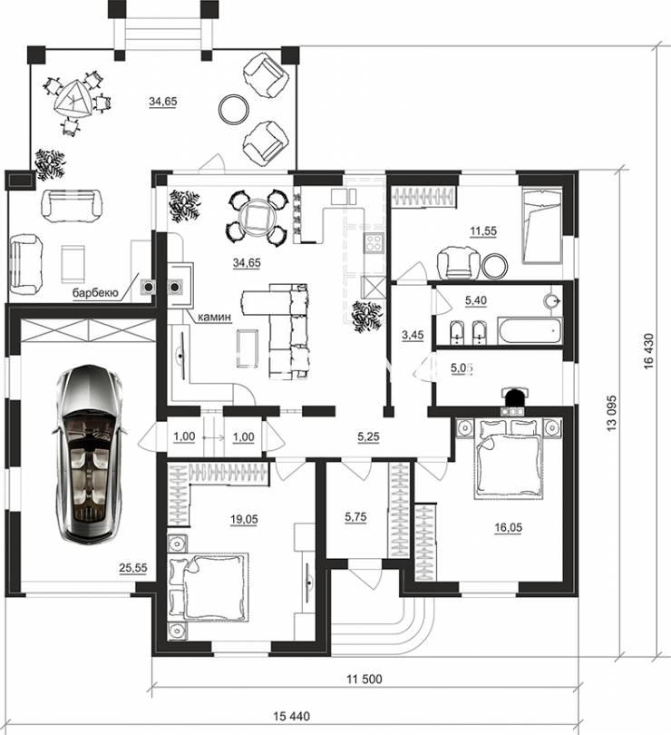 План проекта 90-19