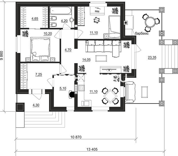 План проекта 90-34