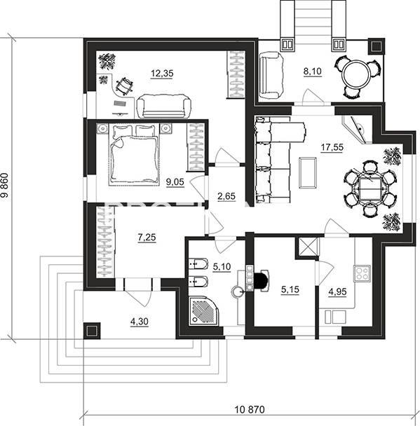 План проекта 90-43