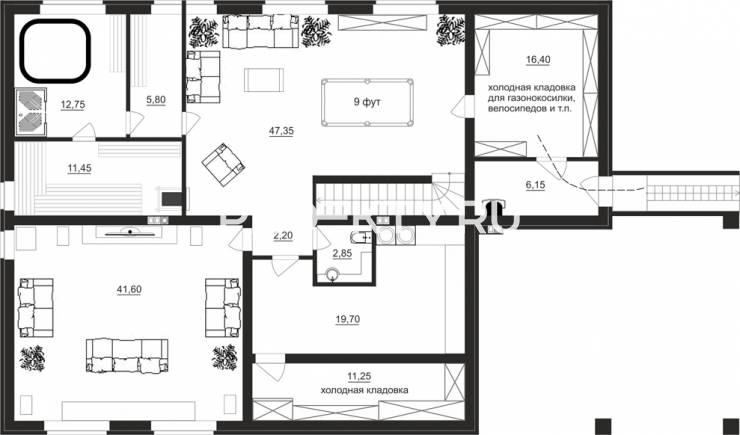 План проекта 91-00