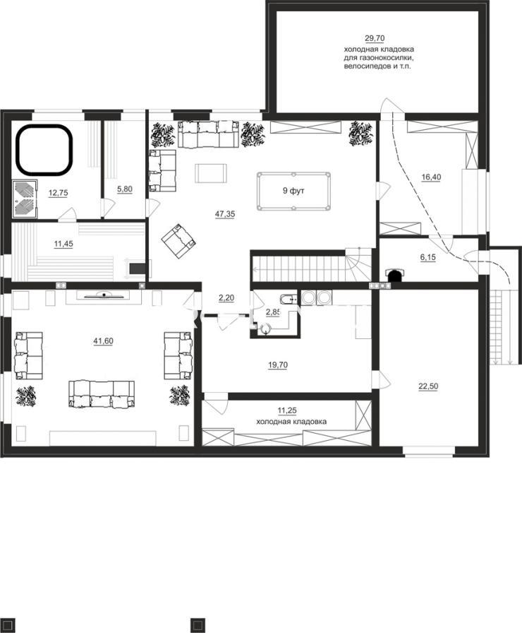 План проекта 91-04