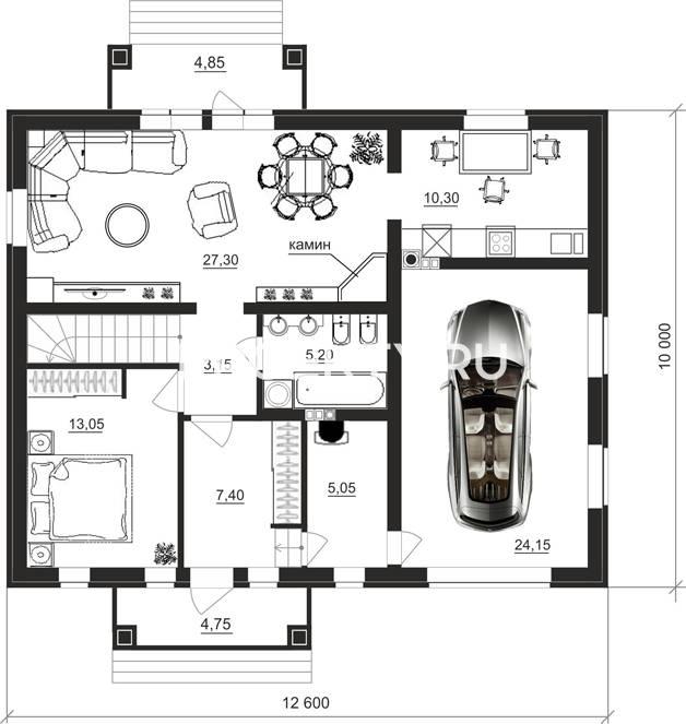 План проекта 92-23