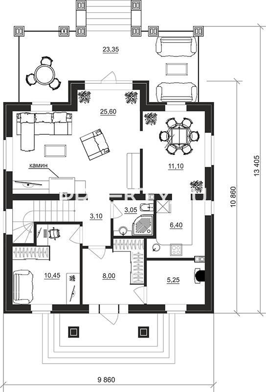 План проекта 92-39