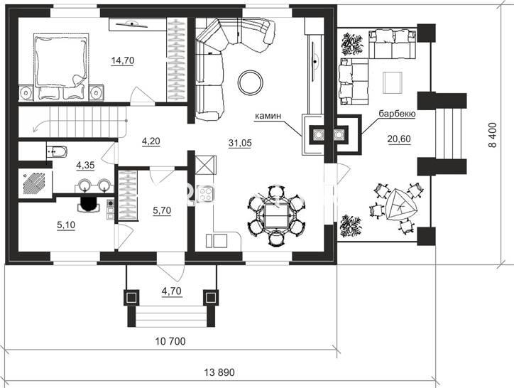 План проекта 92-42