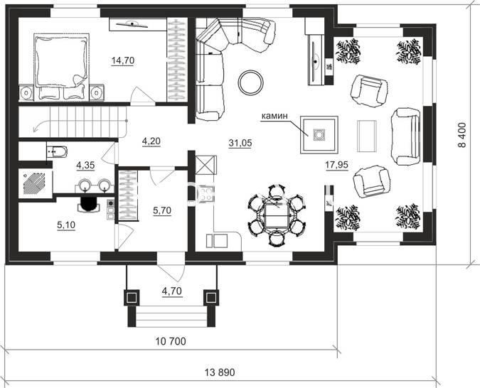 План проекта 92-43