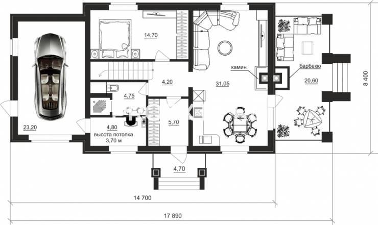 План проекта 92-44