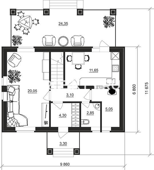 План проекта 92-52
