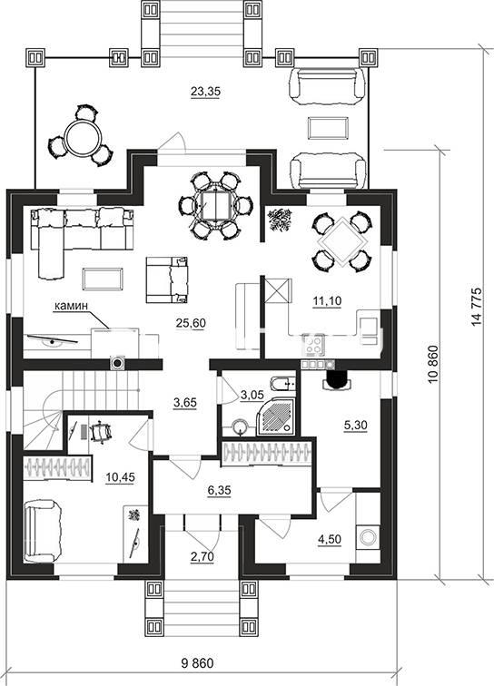 План проекта 92-56