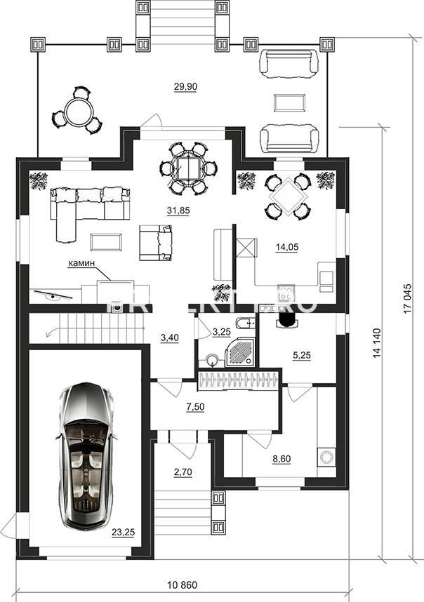 План проекта 92-65