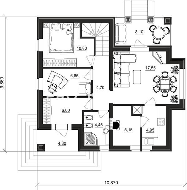 План проекта 92-70