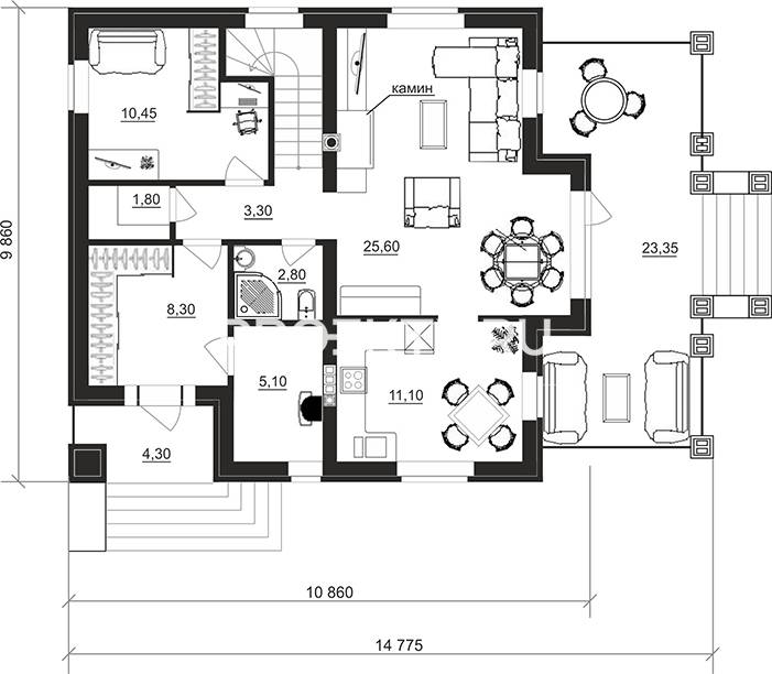 План проекта 92-79