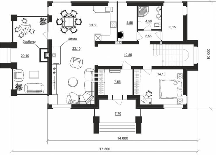 План проекта 92-82