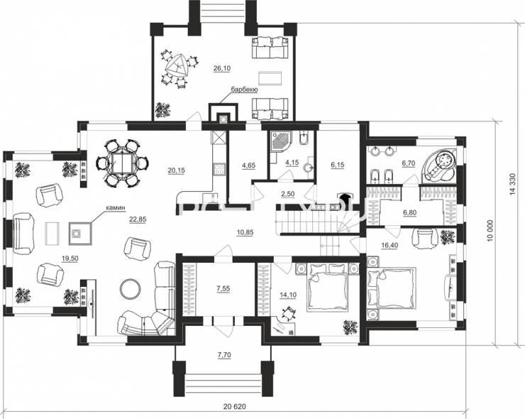 План проекта 92-88