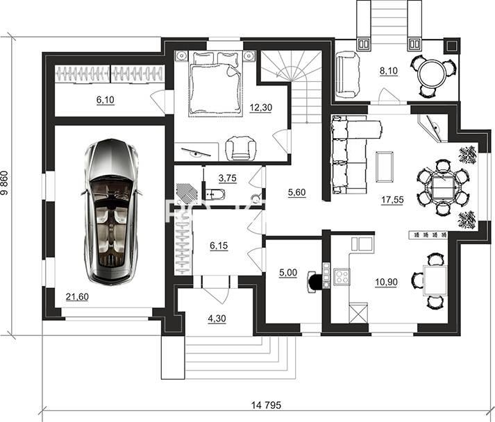 План проекта 92-96