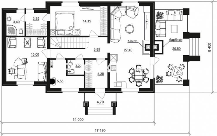 План проекта 94-43