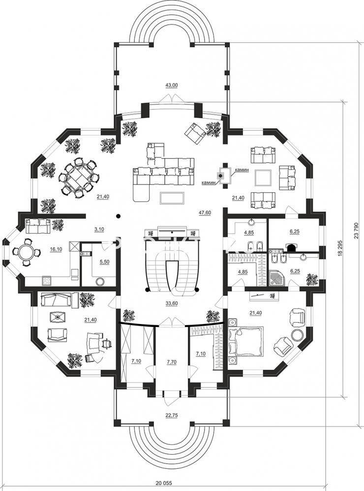 План проекта 94-85