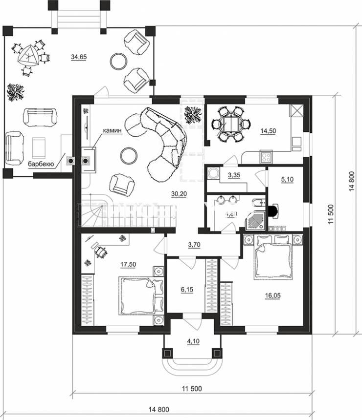 План проекта 95-12