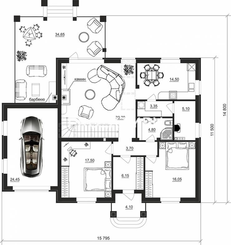 План проекта 95-13