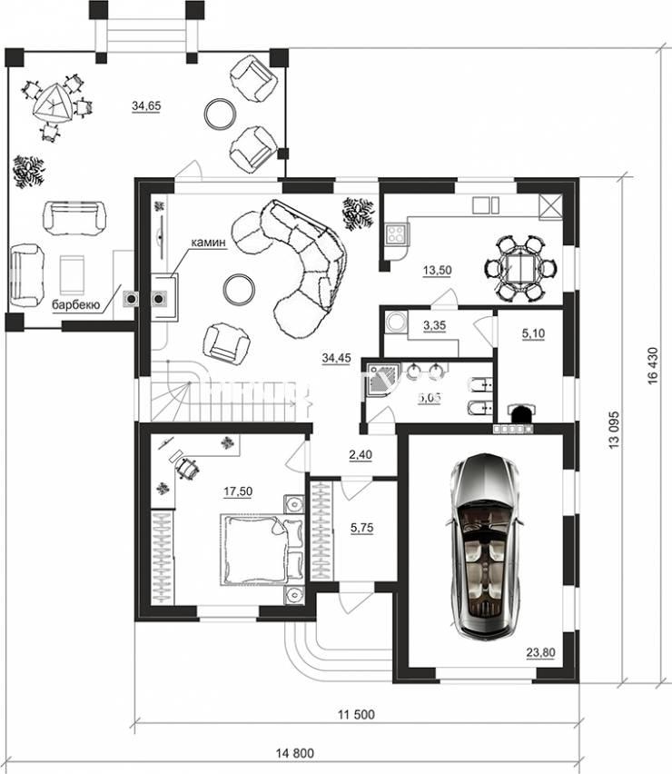 План проекта 95-15