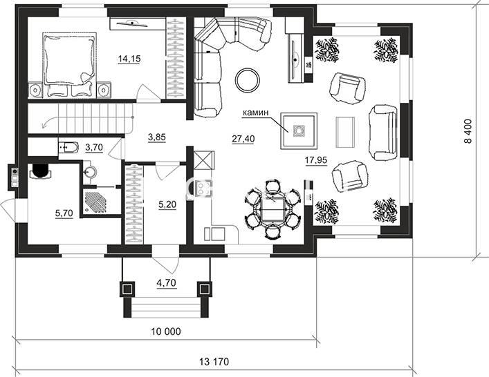 План проекта 95-28