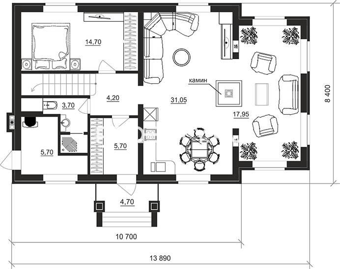 План проекта 95-29