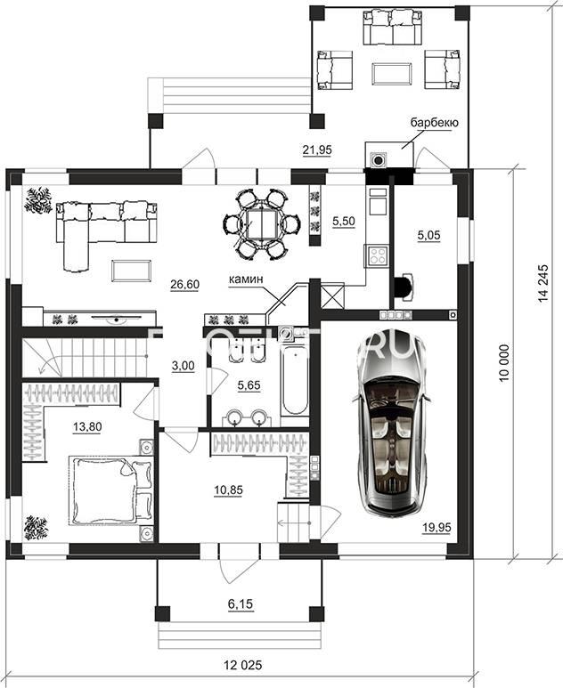 План проекта 95-41