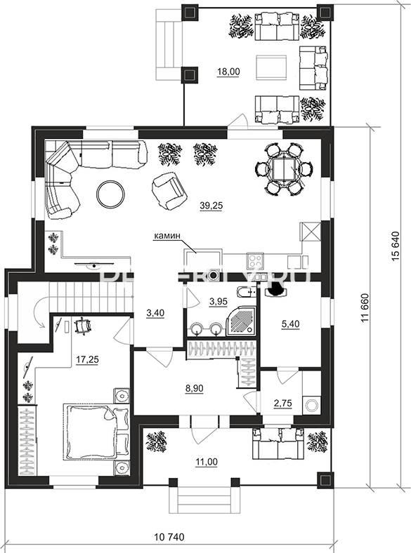 План проекта 95-49