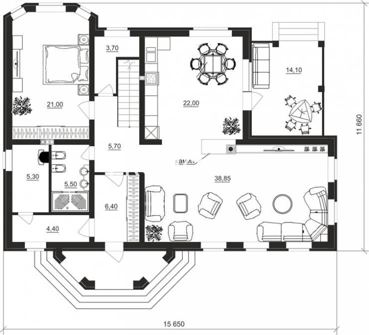 План проекта 95-50