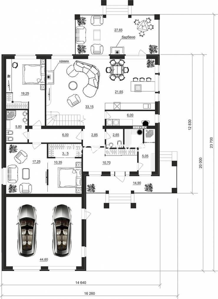 План проекта 95-61