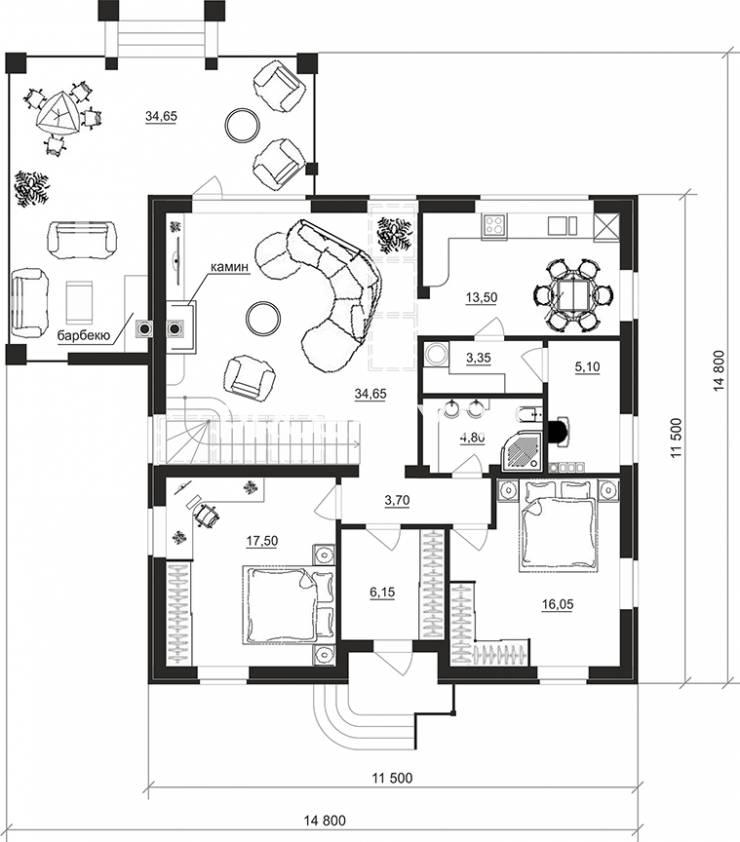 План проекта 95-70