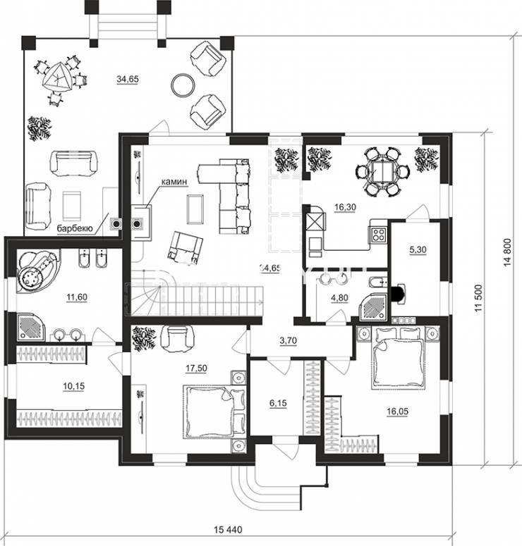 План проекта 95-77