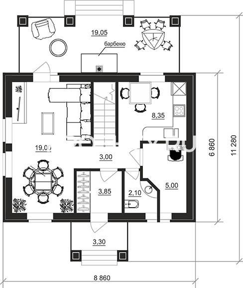 План проекта 95-78