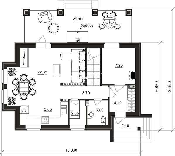 План проекта 95-88