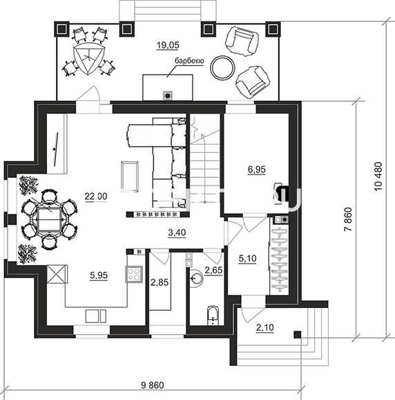 План проекта 95-98