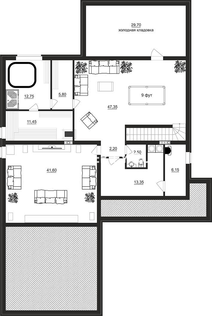План проекта 96-61