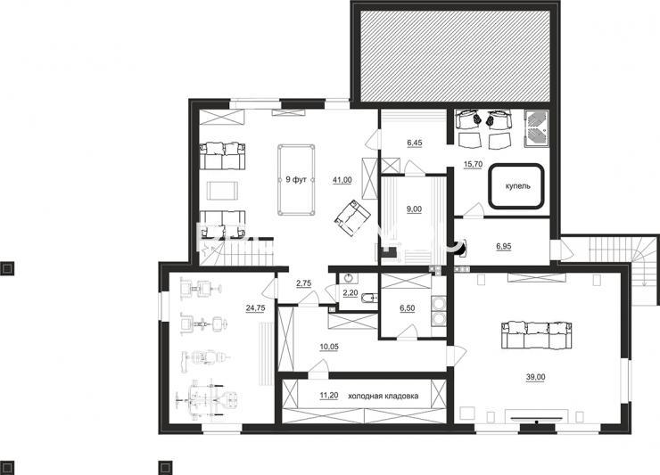 План проекта 96-94