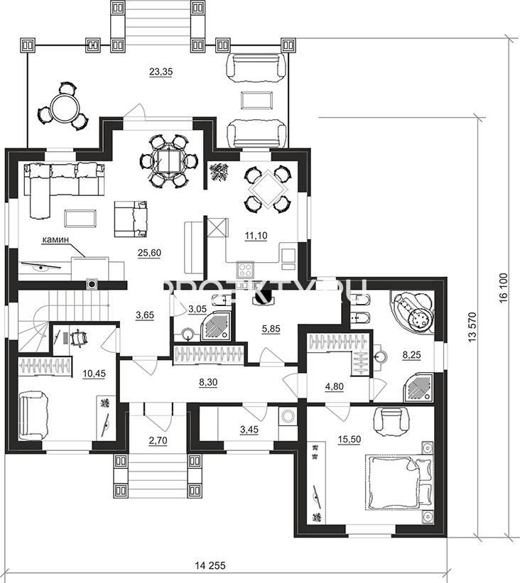 План проекта 97-03