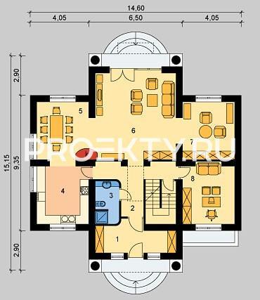План проекта LK&85