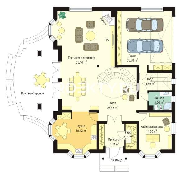 План проекта Амбассадор-2