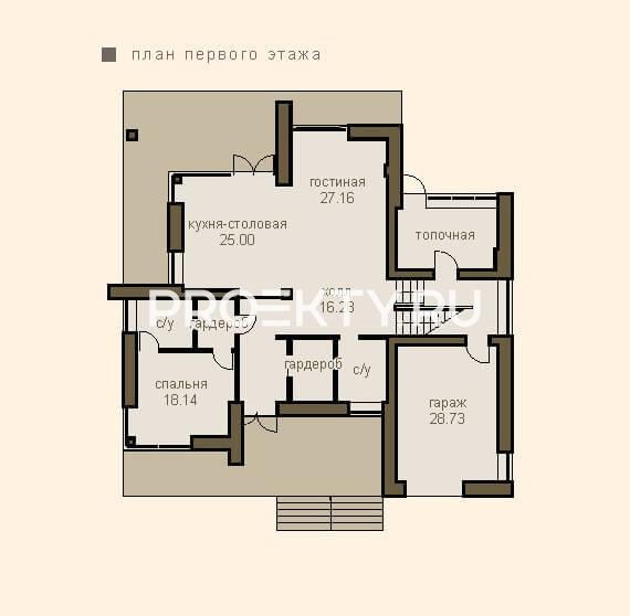 План проекта Арника