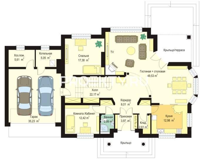 План проекта Бенедикт-5