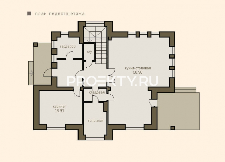 План проекта Бергамо