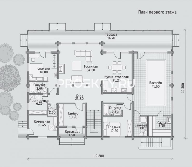 План проекта Б 345