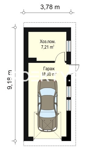 План проекта BG03