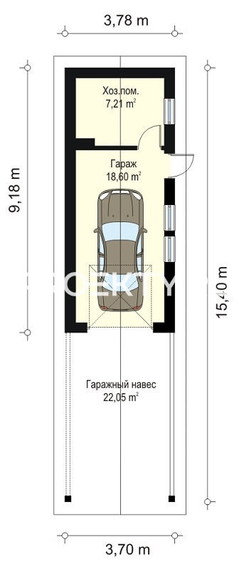 План проекта BG07