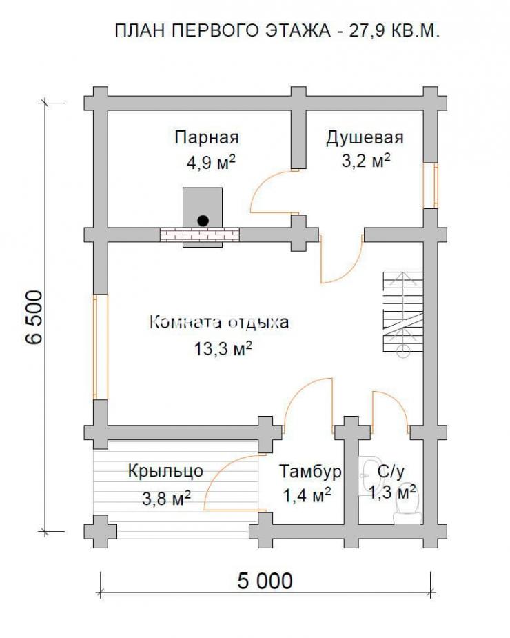 План проекта Финист