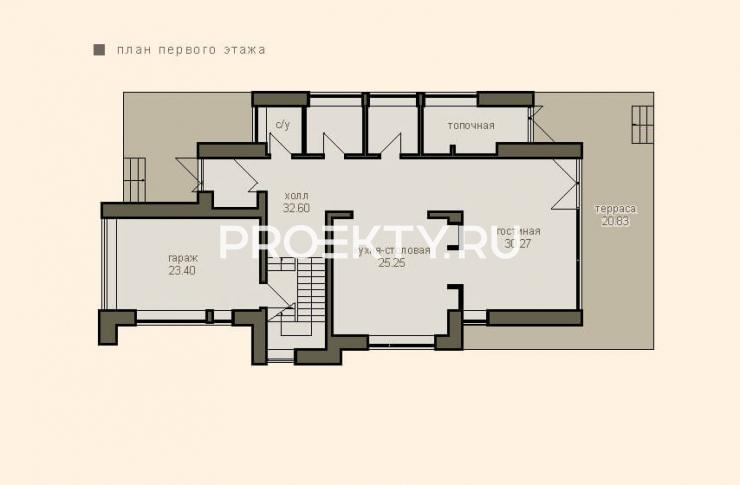 План проекта Генуя