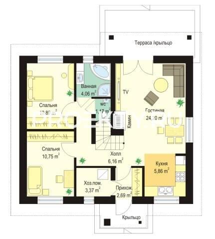 План проекта Кайтек