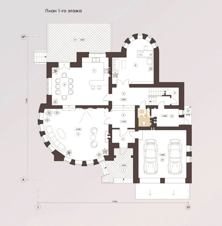 План проекта Калипсо